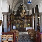 Εσωτερικό Ιερού Ναού Αγ. Δέκα