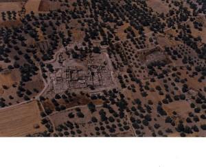 Πραιτώριο, Ναός Απόλλωνα, Αιγυπτιακός Ναός