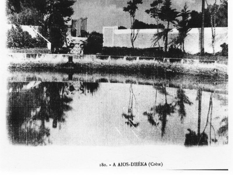 Αγ. Λίμνη  18ος