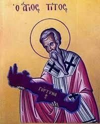 Ο Απόστολος Τίτος