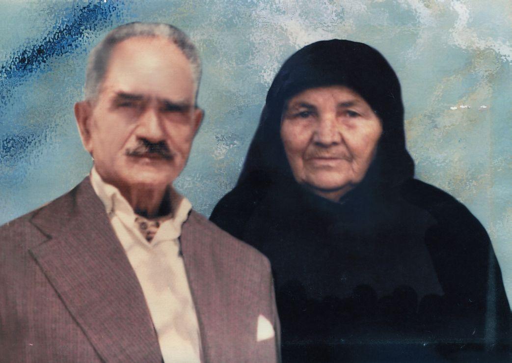 Γεώργιος και Ολυμπία Μασσαούτη
